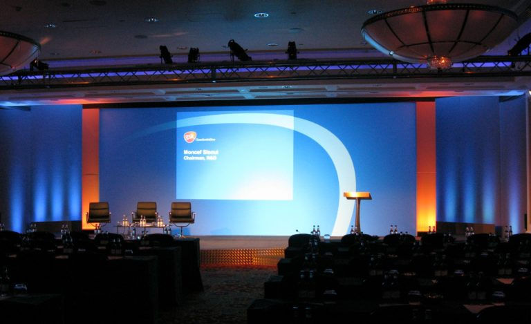 Conference Lighting